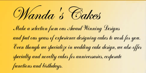 Wanda's Cakes has a large variety from which to choose.
